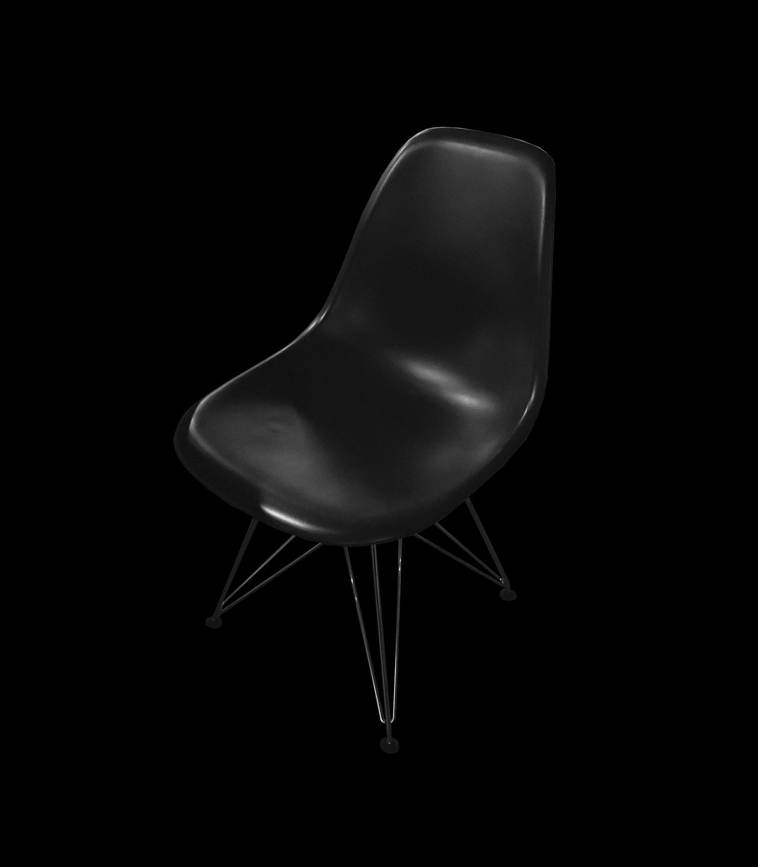 Eams Plastic Chair