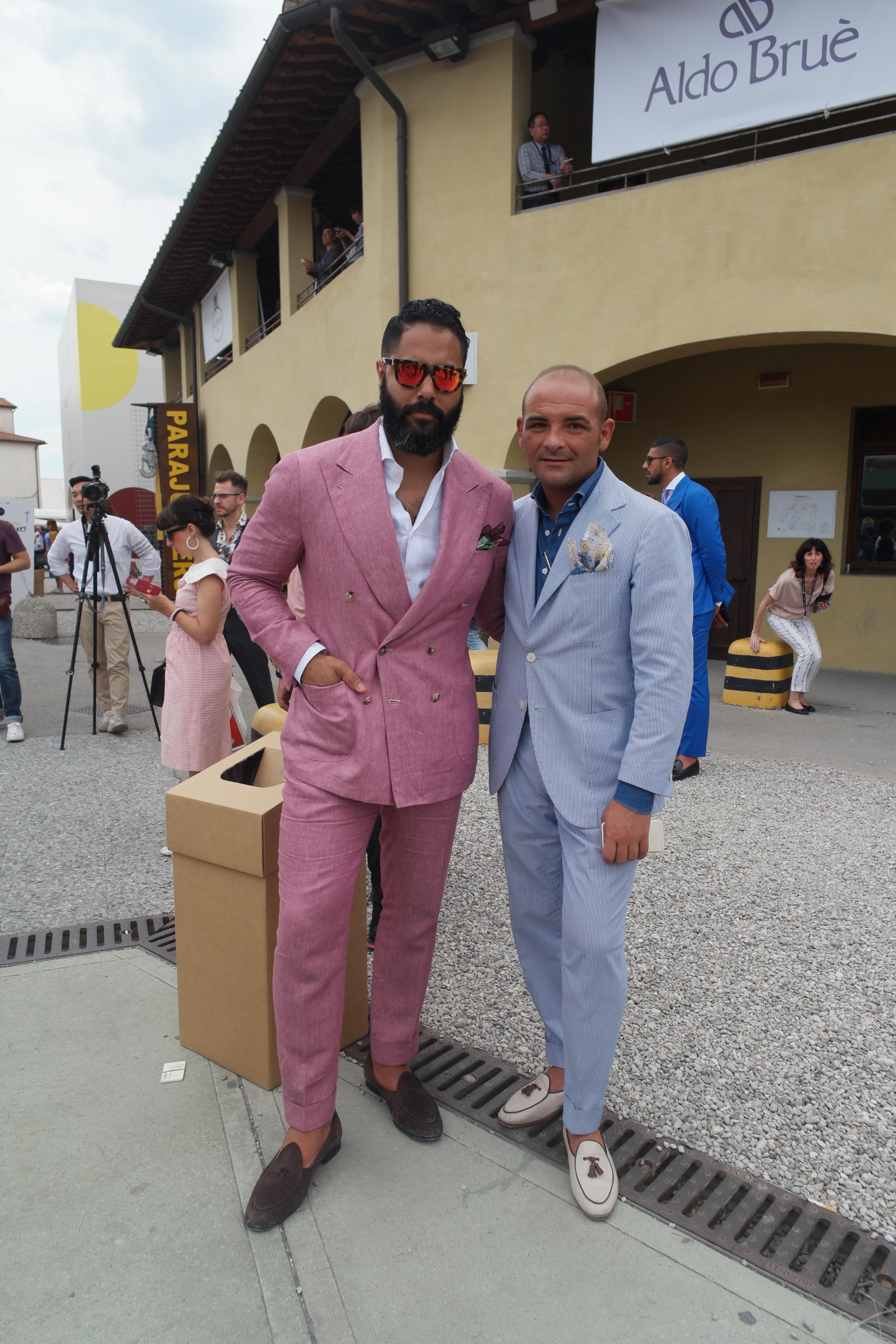 With Bespoke Trouser MakerLegend, Salvatore Ambrosi