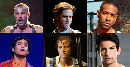 NewYork.com The 6 Sexiest Men on Broadway Right Now
