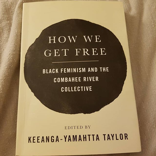 What books have you finished recently and would recommend?  Here's four I finished this week (after months of reading them - I'm a slow reader and need variety to match a book with my mood!) How We Get Free is a series of interviews by Keeanga-Yamahtta Taylor with Barbara Smith, Beverley Smith and Demita Frazier, the queer black feminists who wrote the Combahee River Collective statement, a Black Socialist Feminist statement. There is also an interview with Alicia Garza, co-founder of Black Lives Matter. Read this to understand the roots of the current struggle and the activist shoulders we stand on. Galvanising and saddening and enraging and a kick up the ass.  Becky Smith's scifi is gentle and entrancing. Record of a Spaceborn Few is the third in what's currently a trilogy. Loads of viewpoints so make a note of who's who if you're going to read it over more than a couple of days. 😅  I'm a big reader of fantasy fiction, and love understanding the mechanics of story (and pretty much anything, tbh). Fantasy Fiction Formula is incredibly practical for someone who harbours a dream. *who-me face*  Yes You Are Trans Enough is a nice addition to trans memoirs. It's good to see multiple gender journeys being given a voice. Parts resonated with me and the differences helped me to see my own history more clearly.  Go on, let's add to each others' To Be Read lists... Shout out to the lovely ReadMore group for positive background pressure to keep reading... 💜