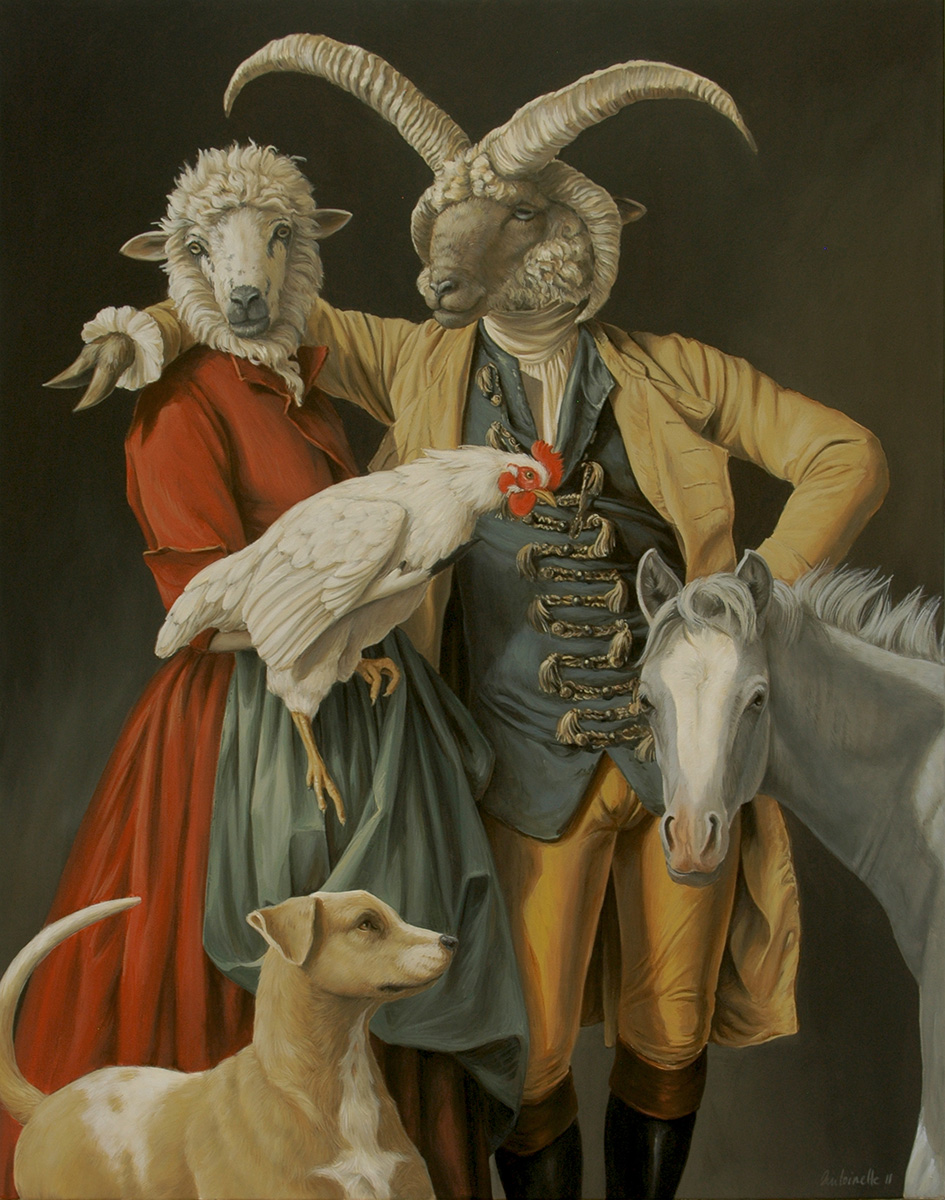 Herr & Frau Stallmeister
