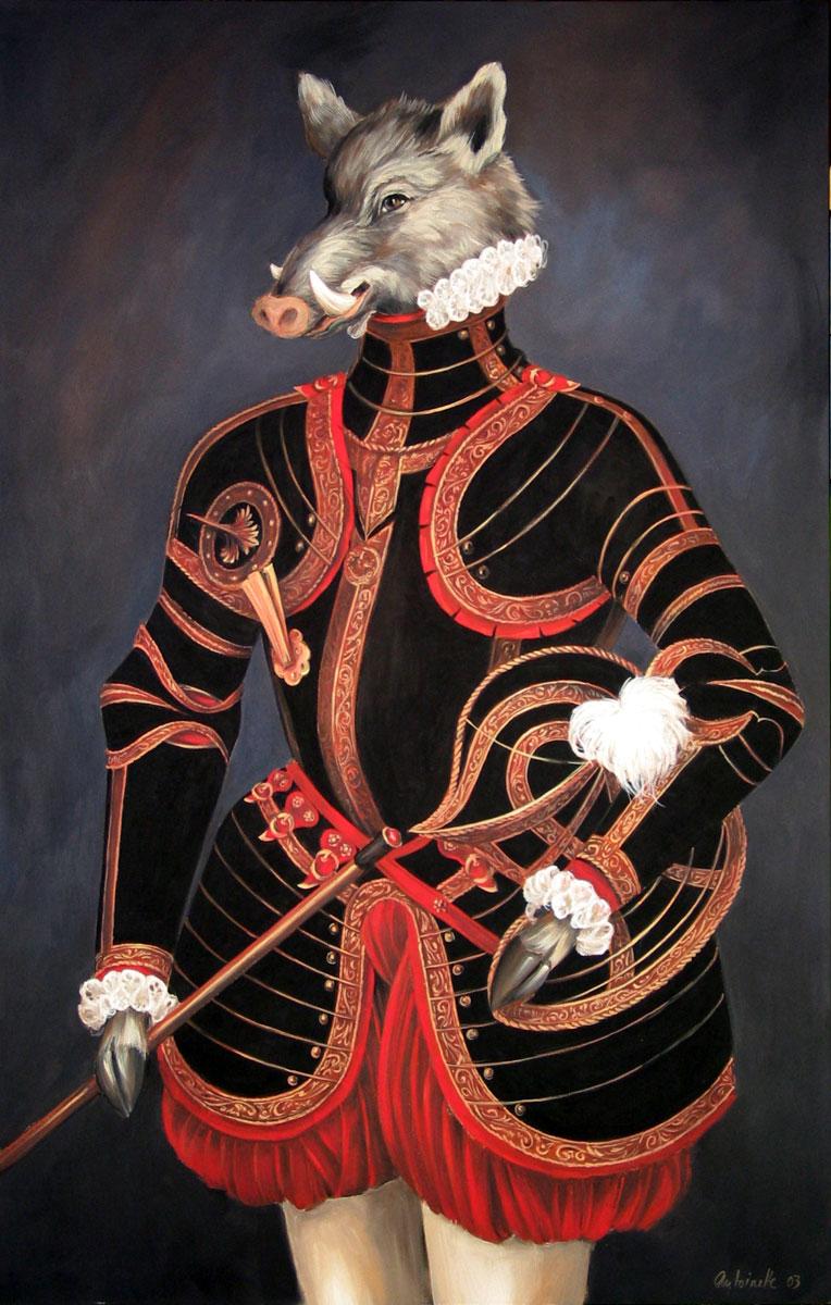 Vallient Sir Borus