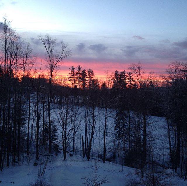#goodmorning #winter #etsysellersofinstagram #dslooking #dscolor #simplethings #vsco #landscape