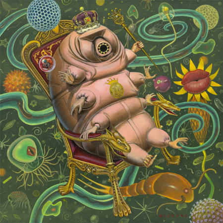 Tardigrade Queen by Thomas A Gieseke