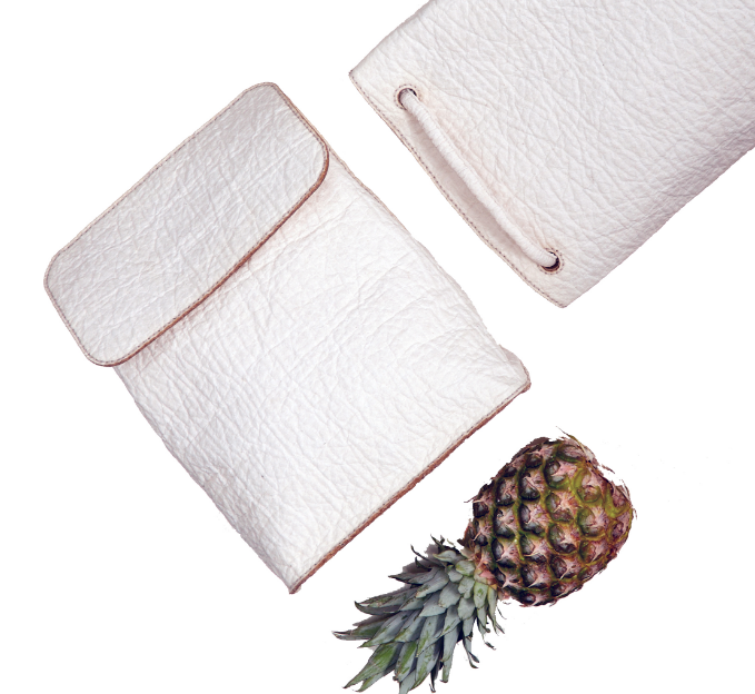 Leather Made from Pineapple!?! Who knew?