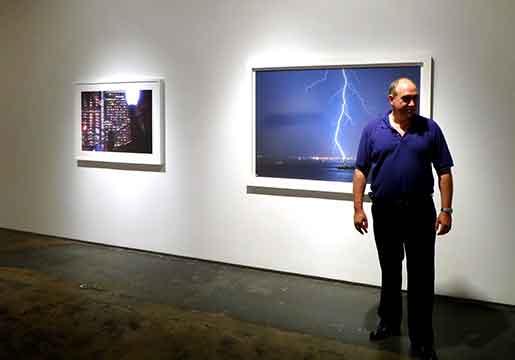 Jay Fine @ Kim Foster Gallery, NYC