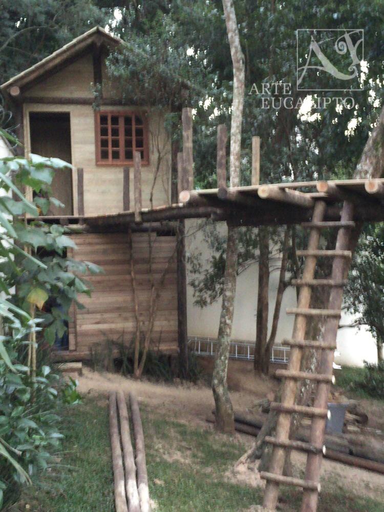 Abrigo casa de máquinas + espaço de convivência  , Mossunguê - Pr