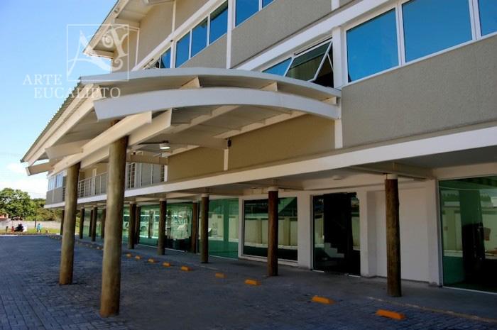 Estrutural em palafita espaço comercial , Campo Largo - Pr