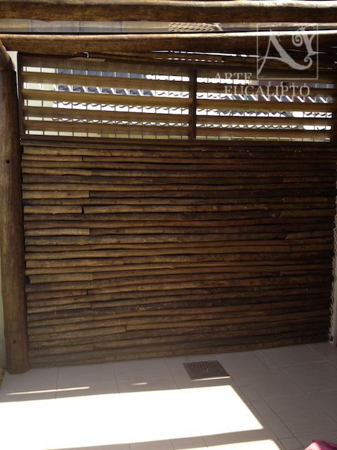 Breeze em troncos de Eucalipto Autoclavado