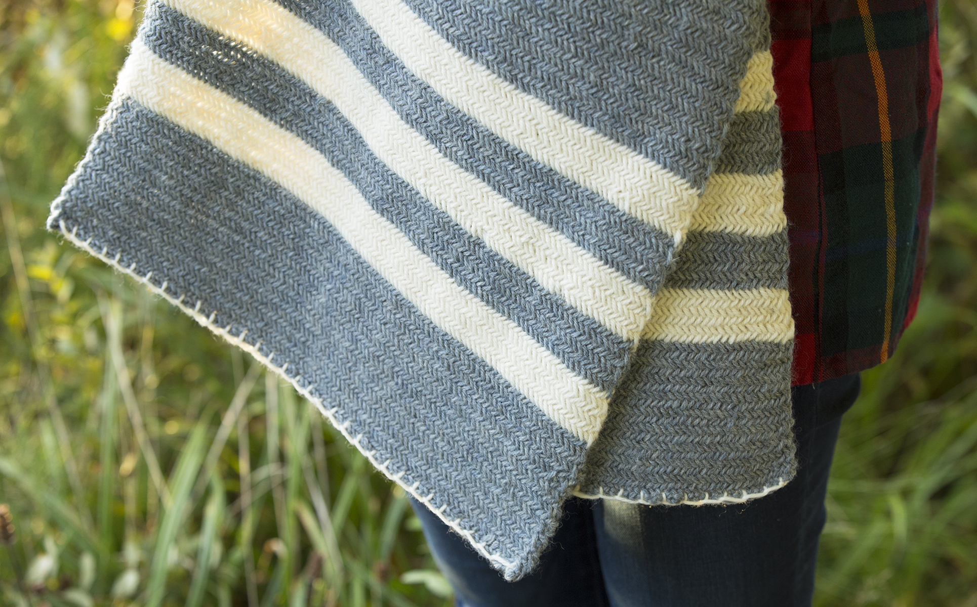 FIELD blanket scarf 1