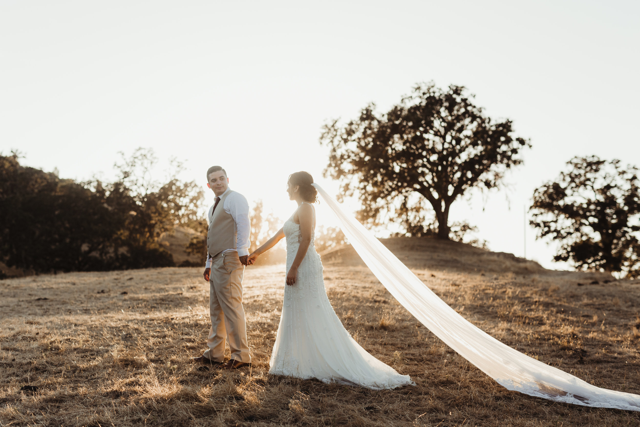Adriana + adolfo - hopland Ranch wedding