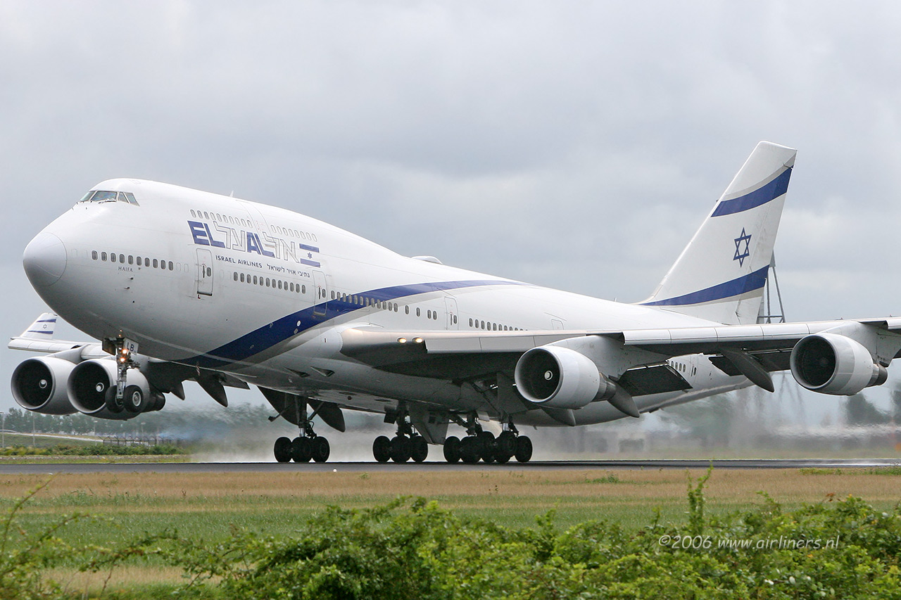El Al Airlines | Flights from USA to Israel