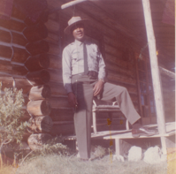 William Douglass Kinard Ph.D, Grand Teton National Park He joined the National Park Service in1962, and listened from the mountains by radio to the 1963 March on Washington.