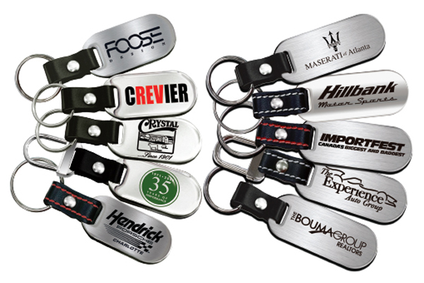 Camisasca Automotive Brochure_Stainless Steel Keychains