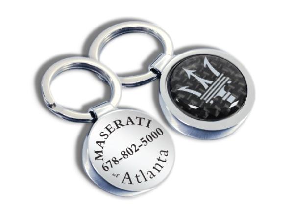 Camisasca Automotive Custom Dealership Medallion Keychains