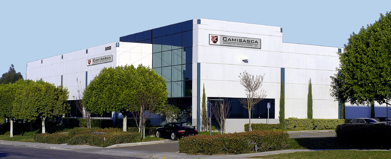 Camisaca Automotive Manufacturing Facility