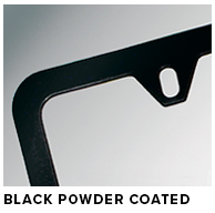 Camisasca-Automotive-Mfg-License-Plate-Frame-Finishes-Color-Swatches-Stainless-Steel-black-powder-coat.jpg