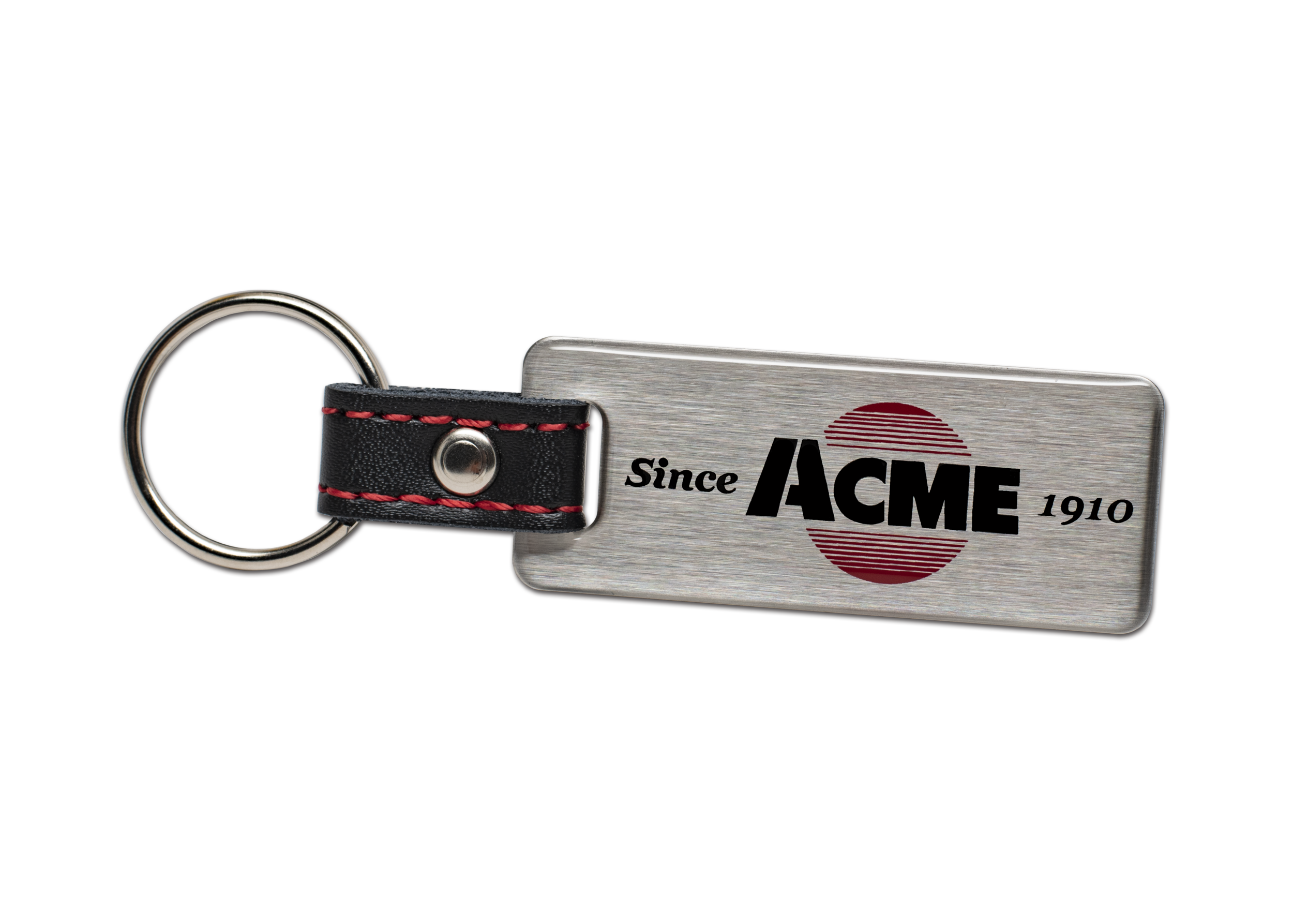 Custom Brushed Acme Sport Tag