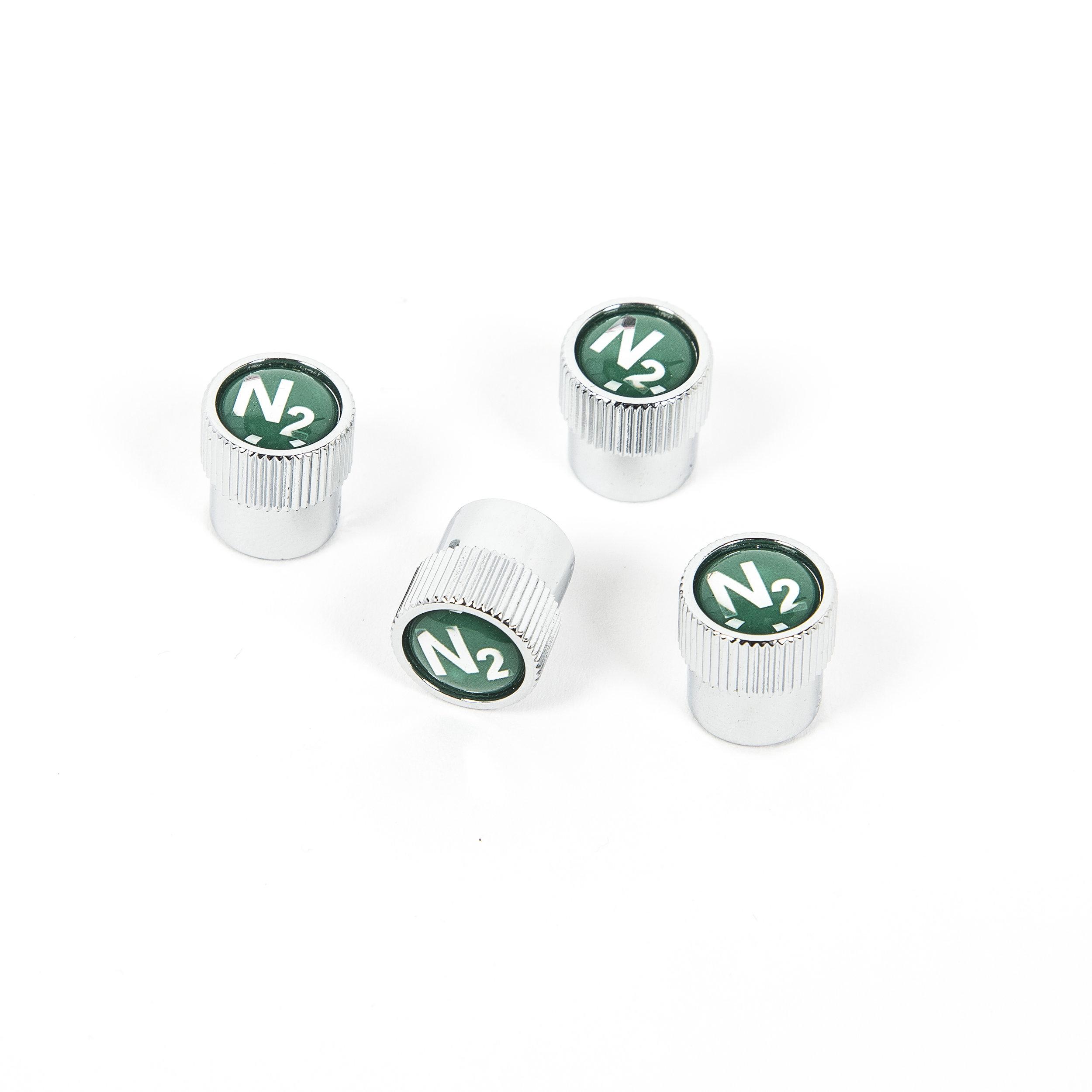 Nitrogen Valve Stem Caps