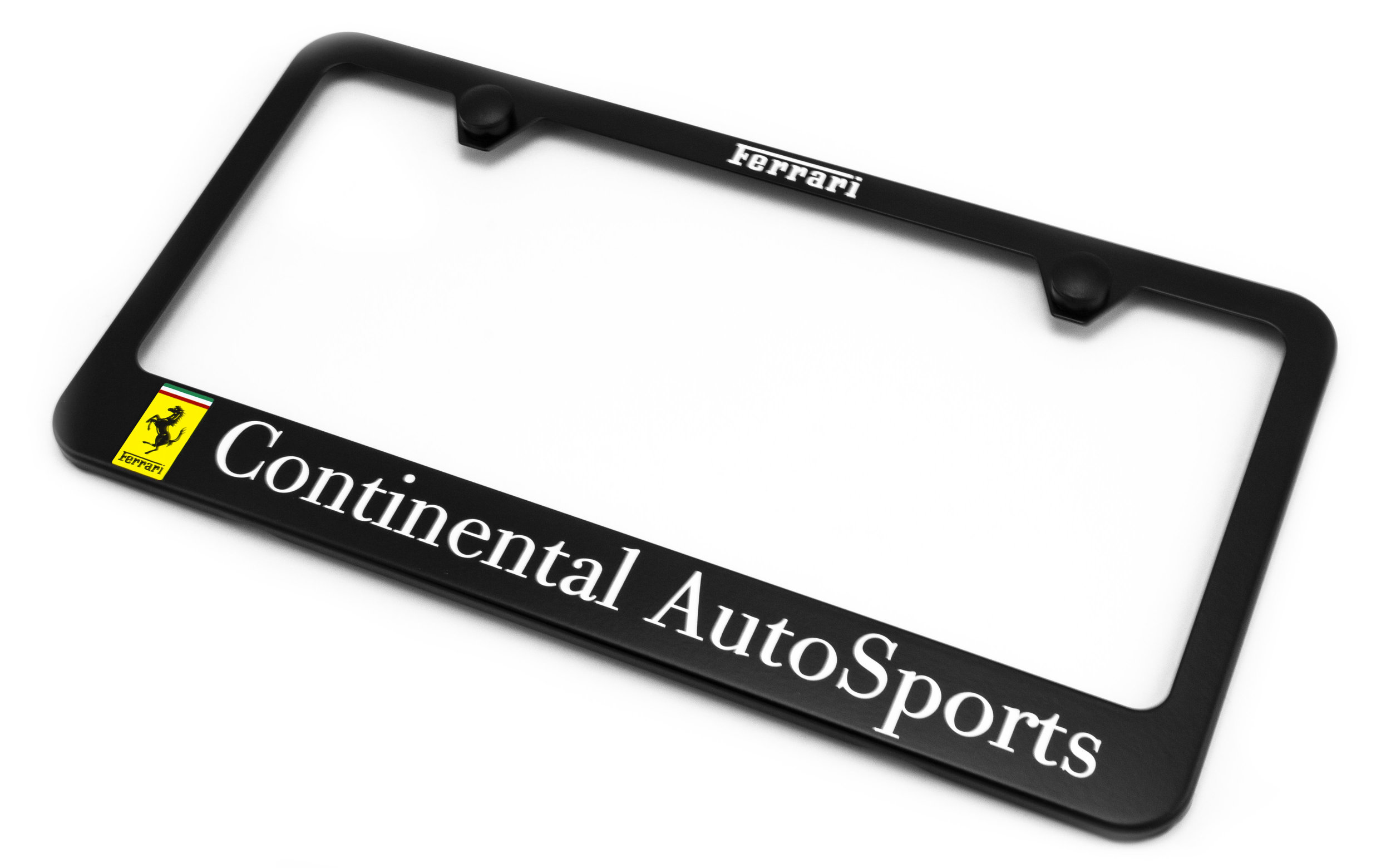 Camisasca Contintental AutoSports Screen Printed Frame