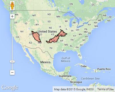 Country size comparison: Malaysia v. USA