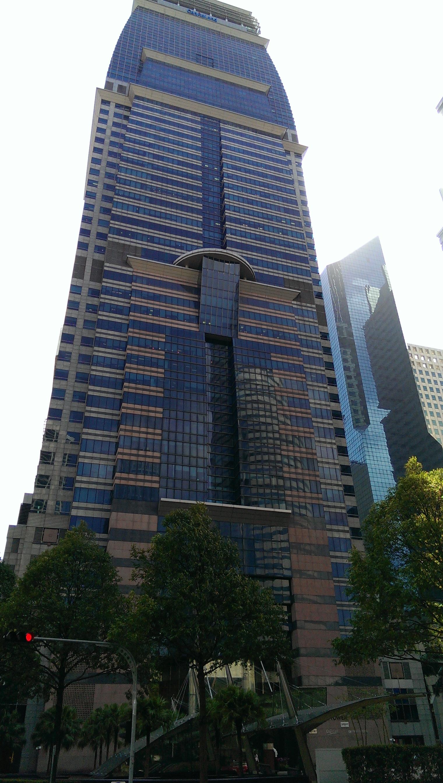 Capital Tower - SSgA Offices on 33rd Floor