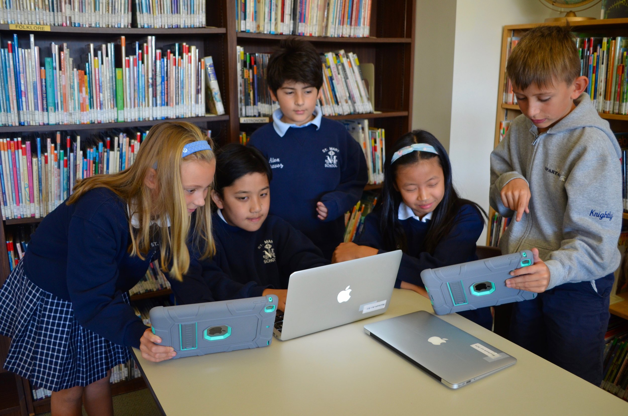 FUND THE VISION - INNOVATIVE LEARNING AT ST. MARY SCHOOL VIDEO
