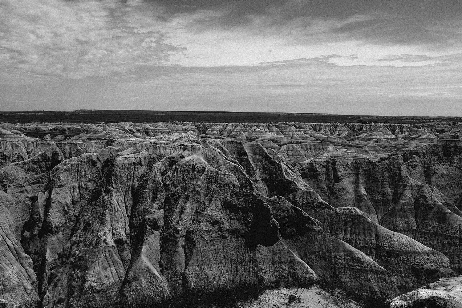 With countless observation areas, Badlands are like a sunset: just when you think it can't get any more beautiful, it does!