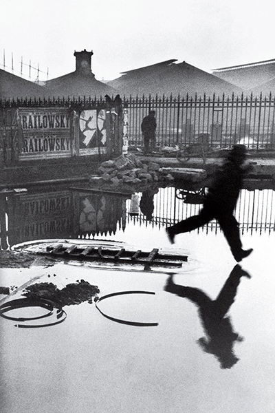 Copyright Henri Cartier-Bresson