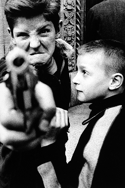 Copyright William Klein