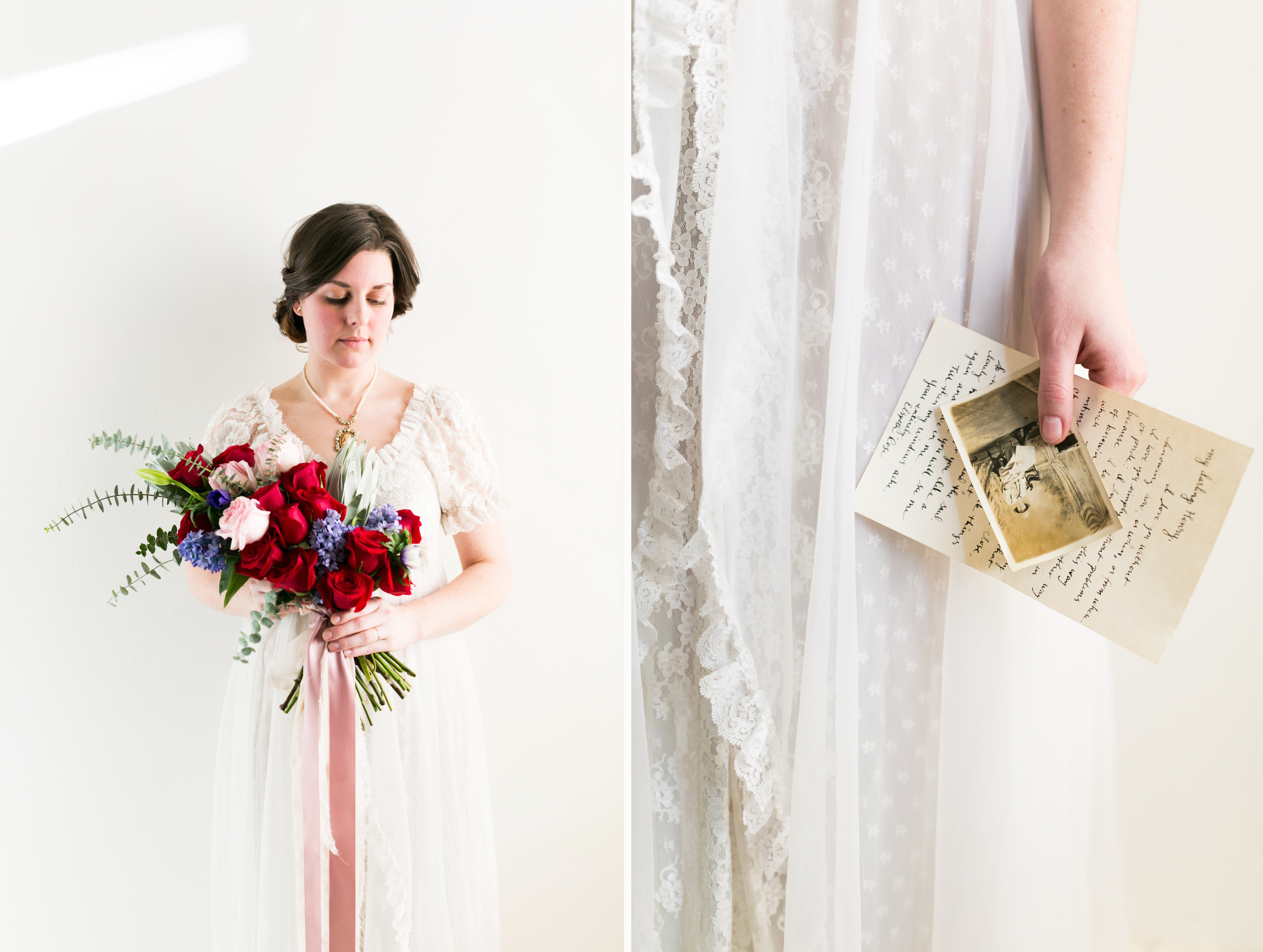 Valentines Bride and Her Bridesmaids  Styled Session  Hurtienne Photography  Portland Oregon Wedding Photographers (23)