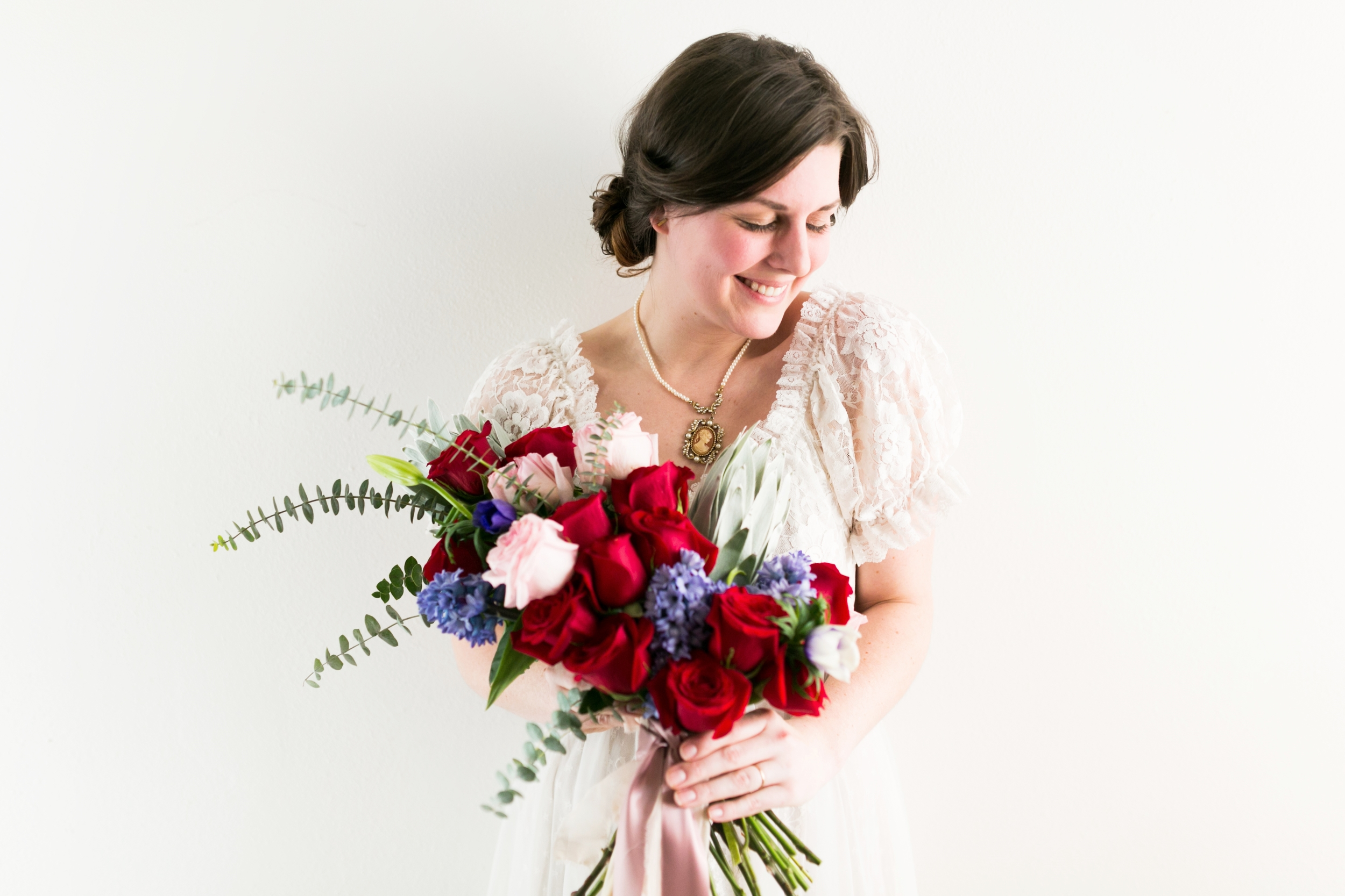 Valentines Bride and Her Bridesmaids  Styled Session  Hurtienne Photography  Portland Oregon Wedding Photographers (24)