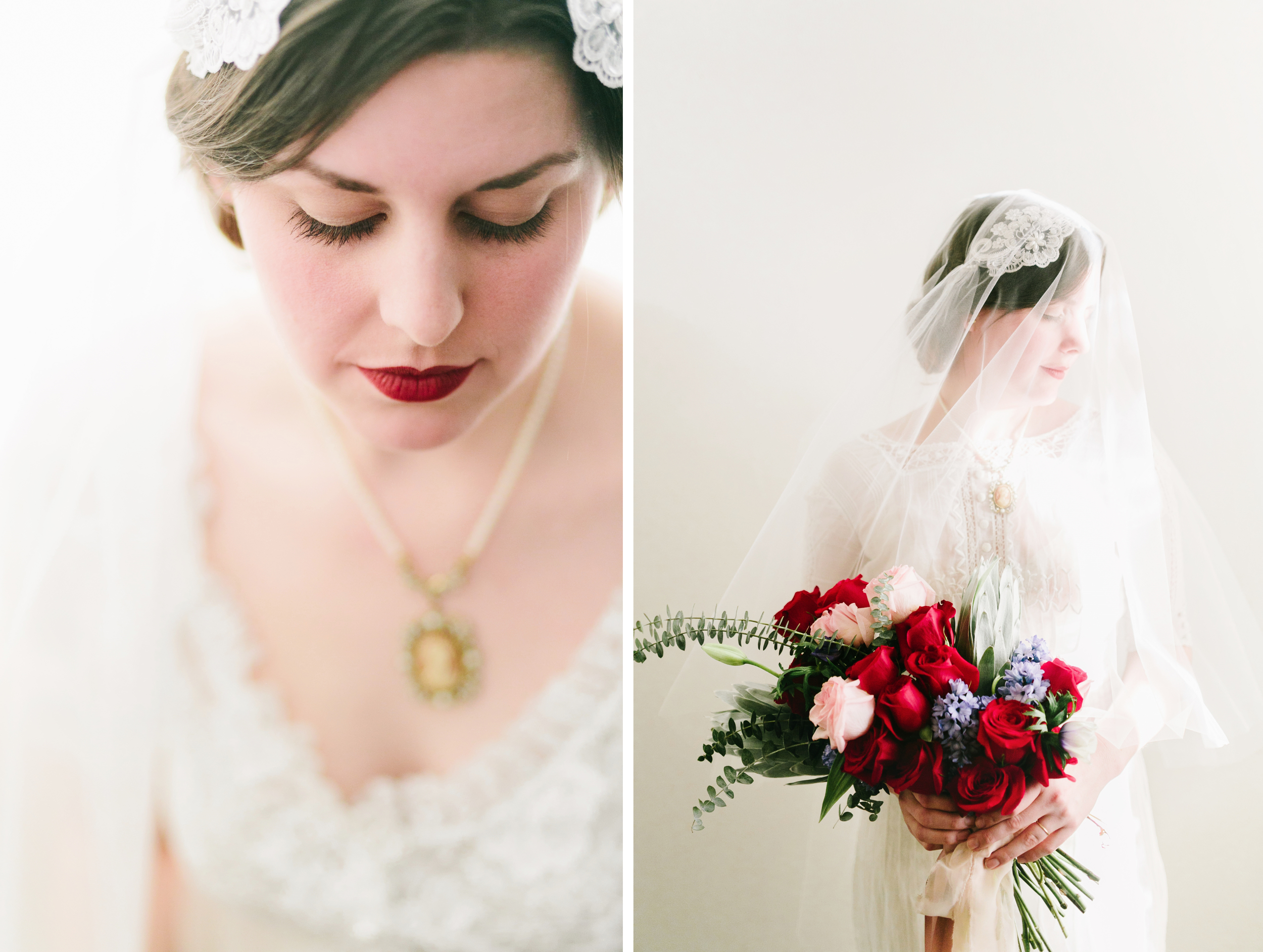 Valentines Bride and Her Bridesmaids  Styled Session  Hurtienne Photography  Portland Oregon Wedding Photographers (34)