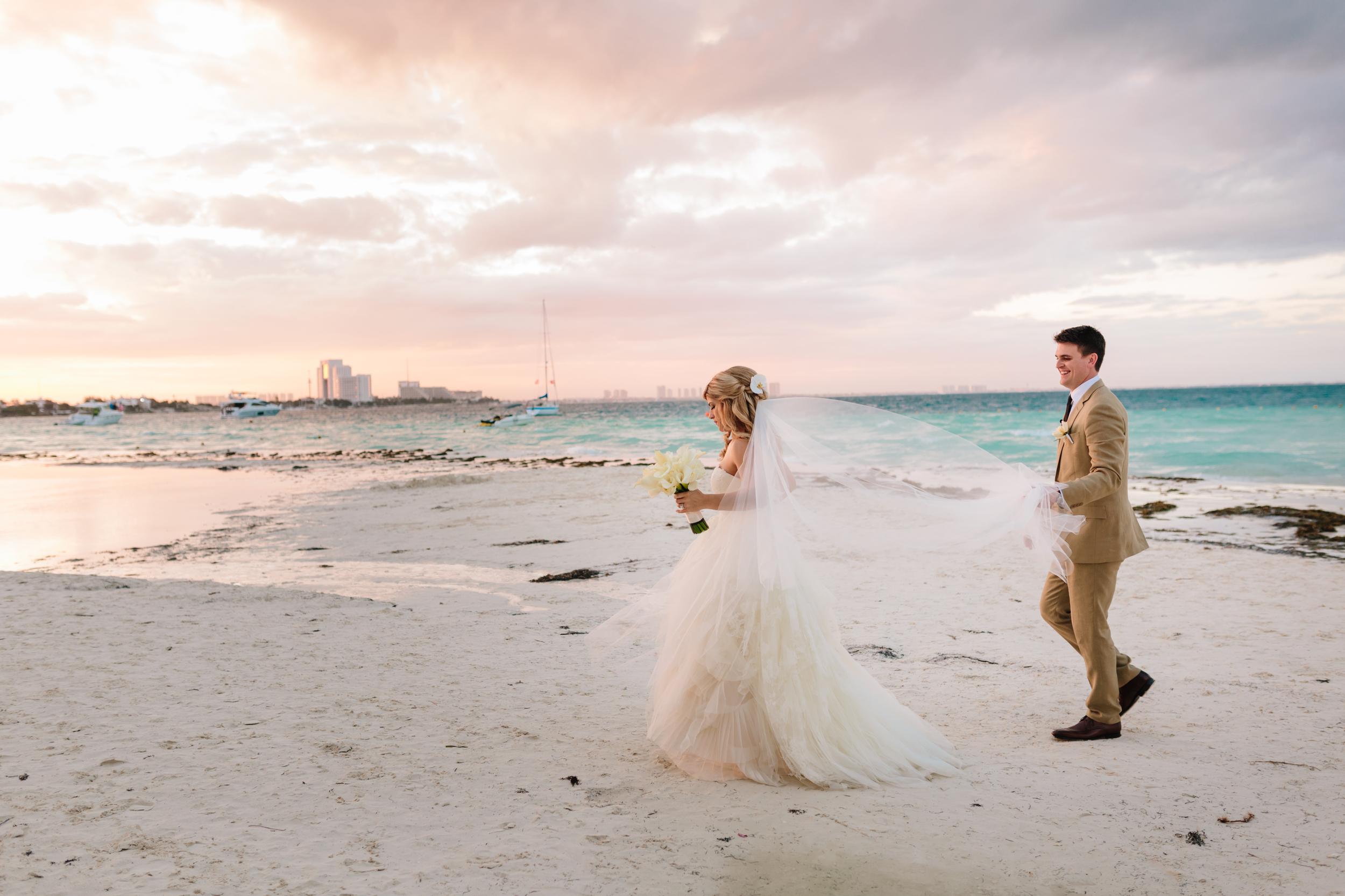 Cancun Mexico, Destination Wedding Photographer, Dream Sands Cancun, Hurtienne Photography  (74)