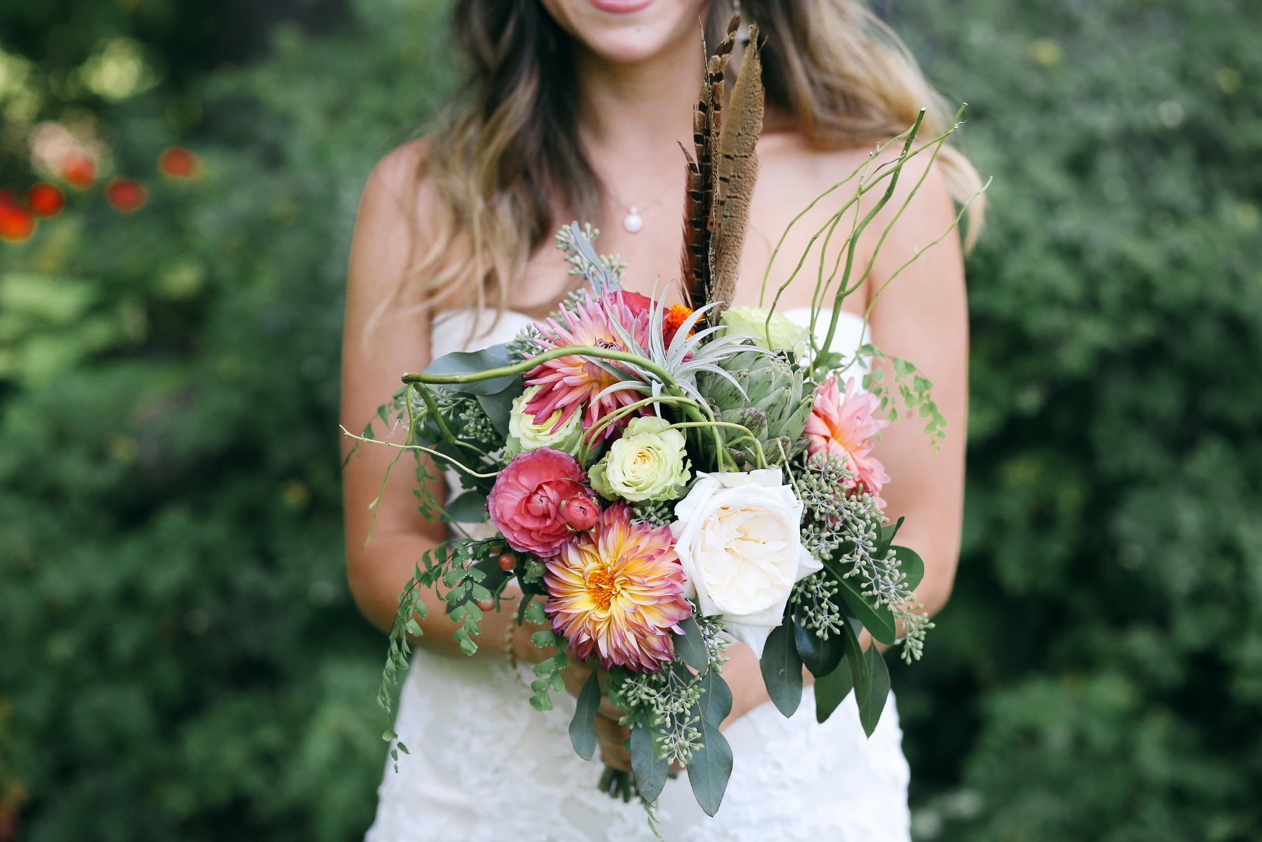 Sarah and Ben- Mt Hood Organic Farms, Portland  Oregon Wedding- Grace and Jaden Photography (127).jpg