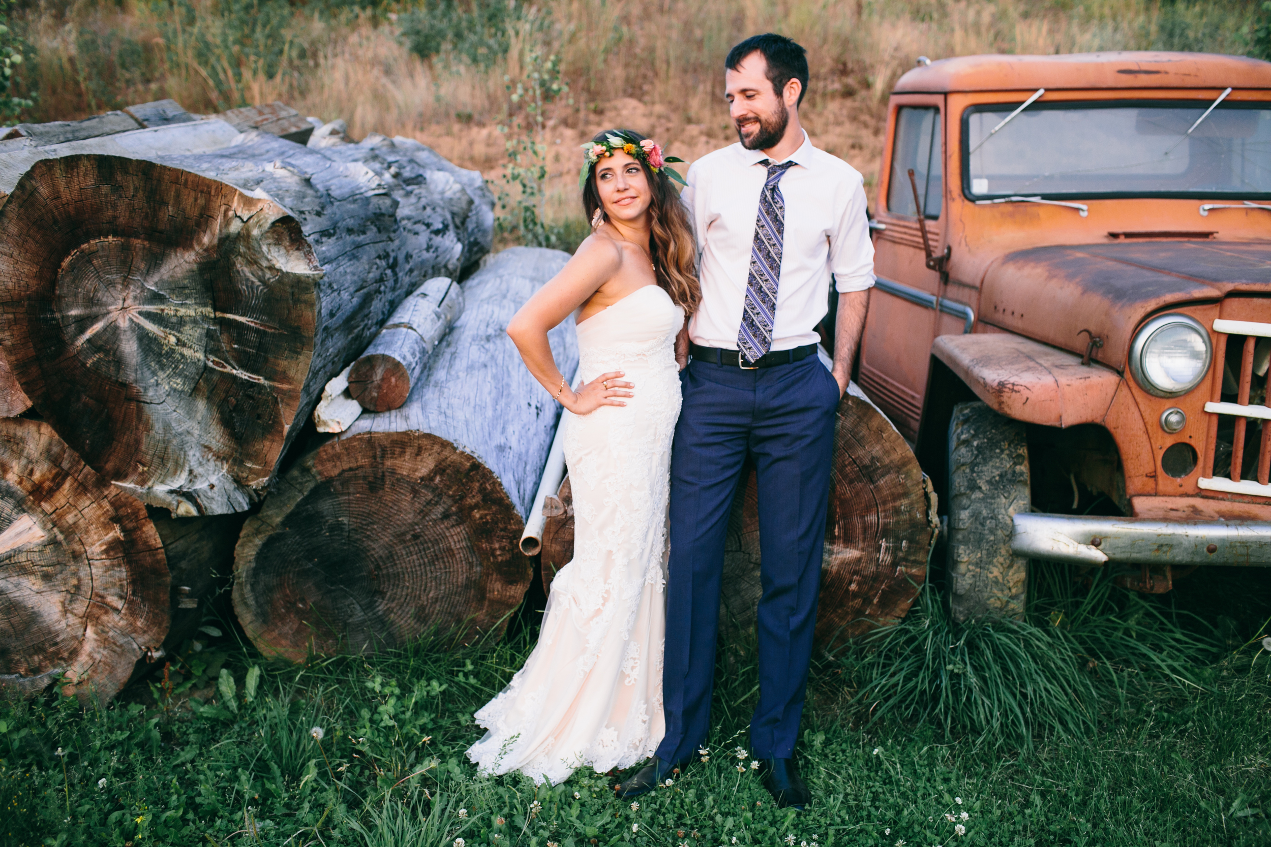 Sarah and Ben- Mt Hood Organic Farms, Portland  Oregon Wedding- Grace and Jaden Photography (589).jpg