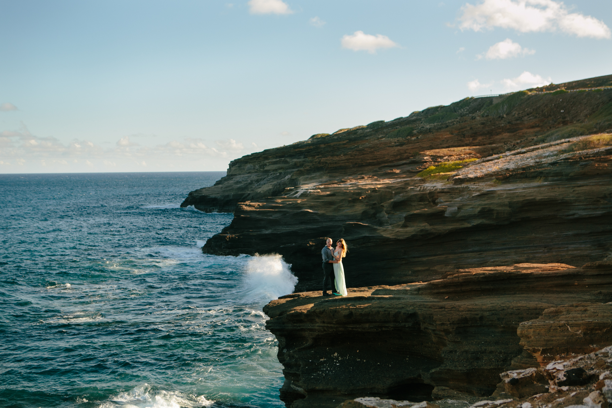 Oahu Wedding Photographer- Hawaii Destination Wedding- kahauloa cove- Grace and Jaden Hurtienne Photography (18).jpg