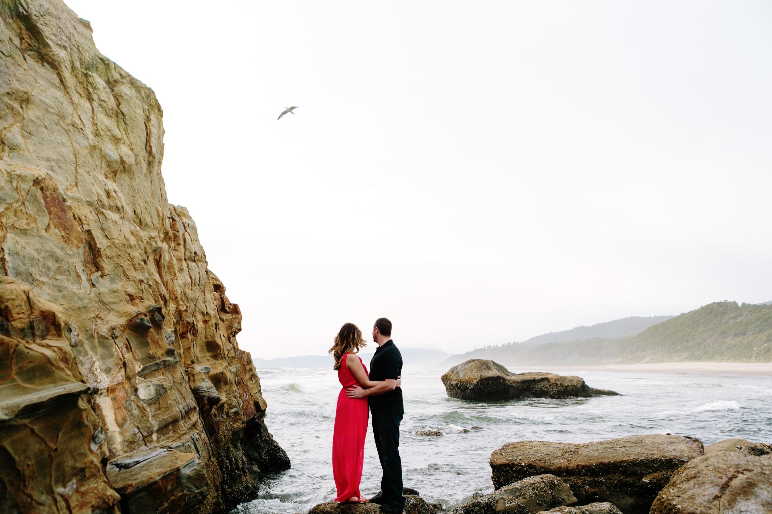 Pacific City, Portland Oregon Wedding Photographers- Engagement Session (14).jpg