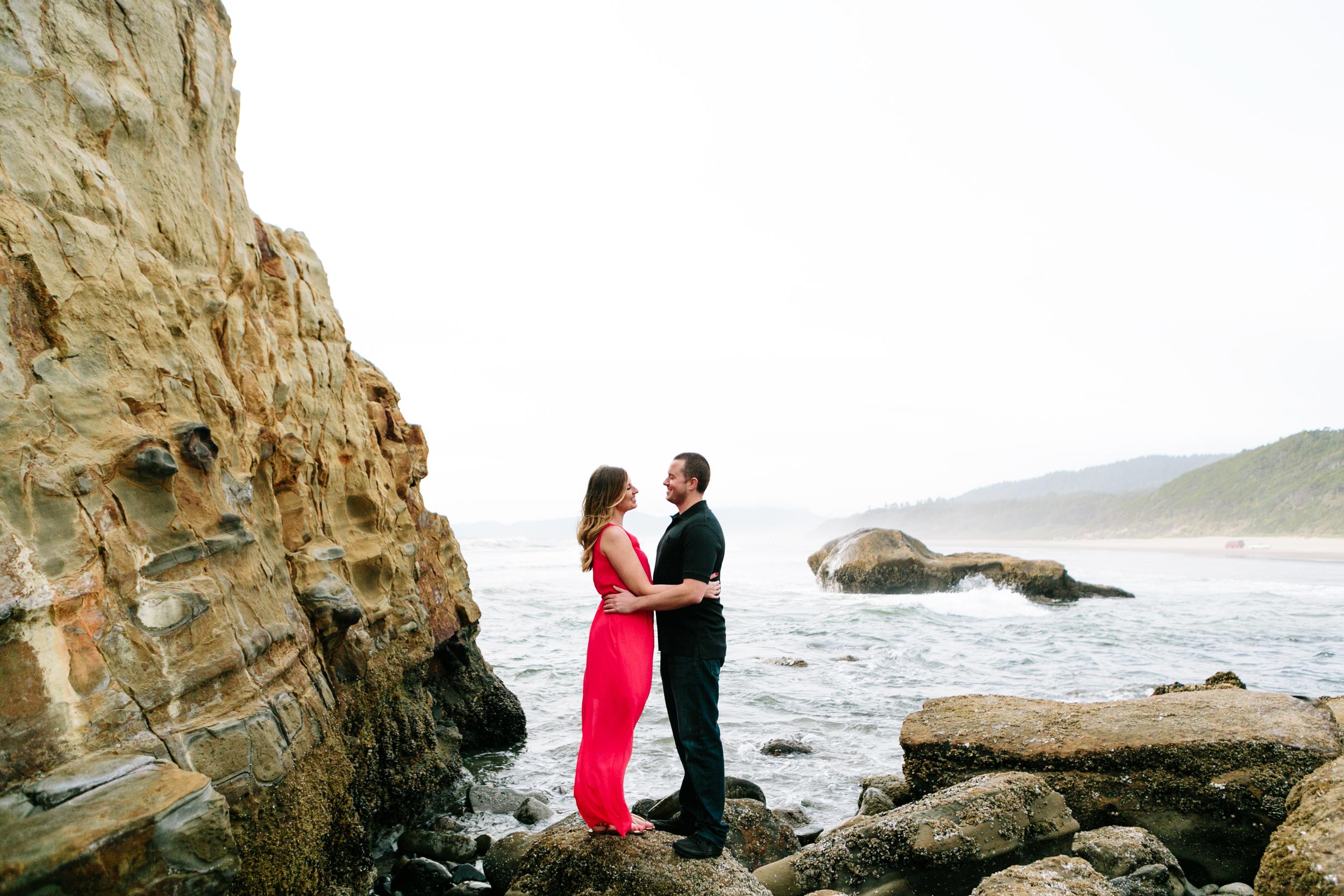 Pacific City, Portland Oregon Wedding Photographers- Engagement Session (15).jpg