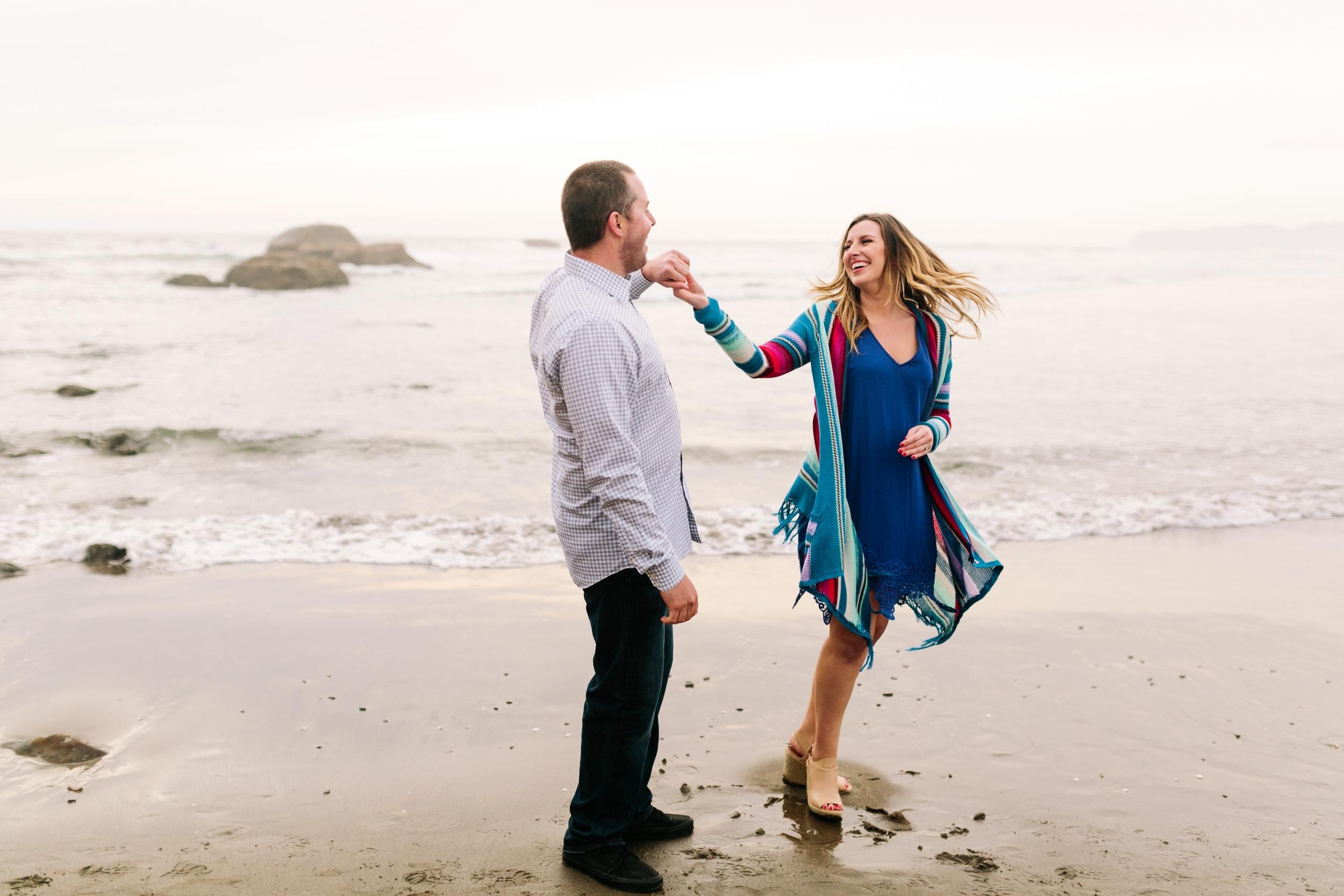 Pacific City, Portland Oregon Wedding Photographers- Engagement Session (25).jpg