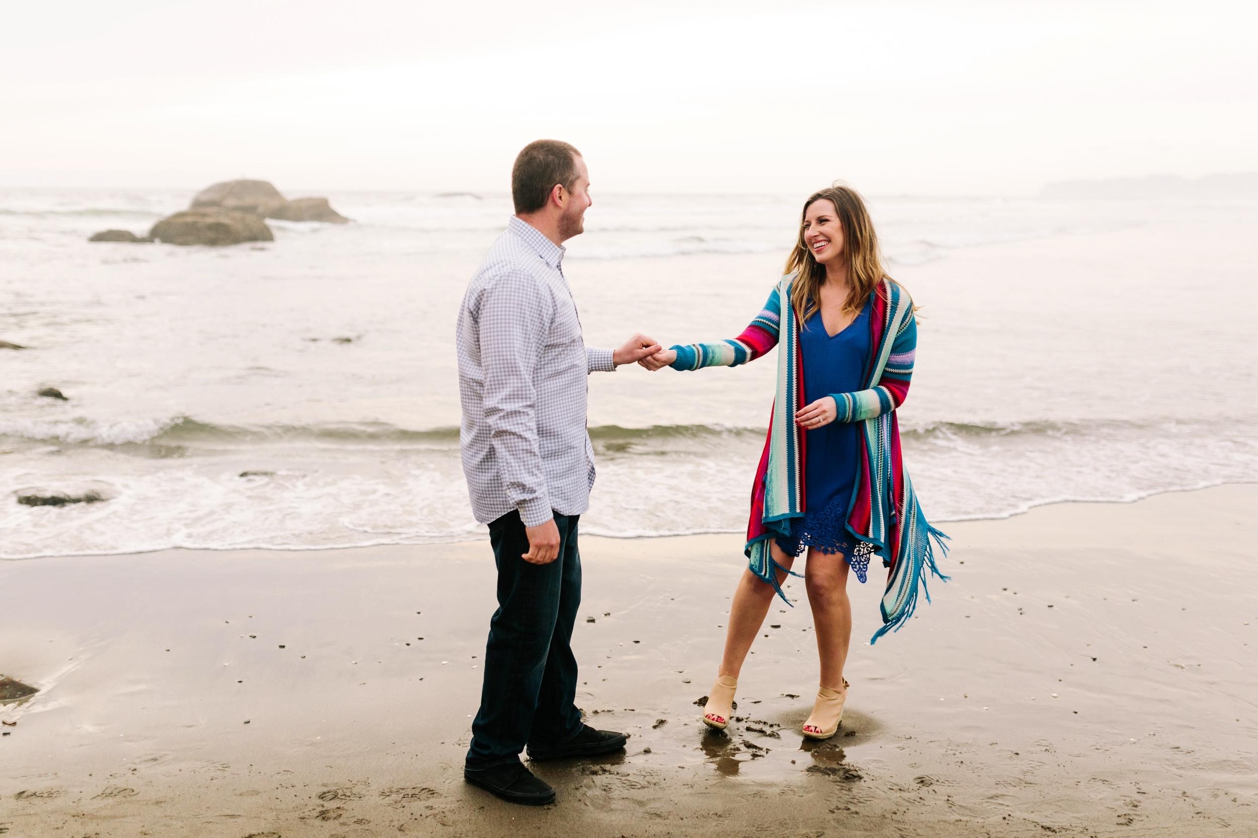 Pacific City, Portland Oregon Wedding Photographers- Engagement Session (26).jpg