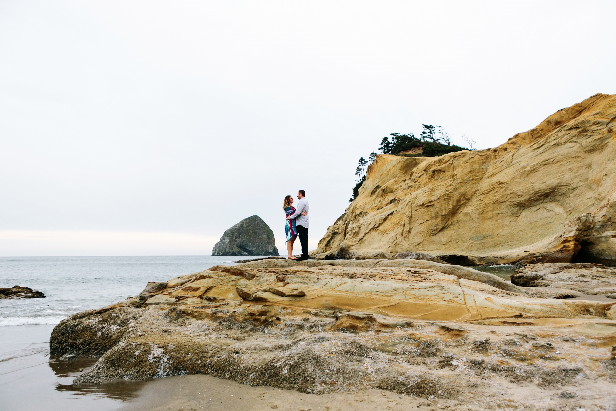 Pacific City, Portland Oregon Wedding Photographers- Engagement Session (32).jpg