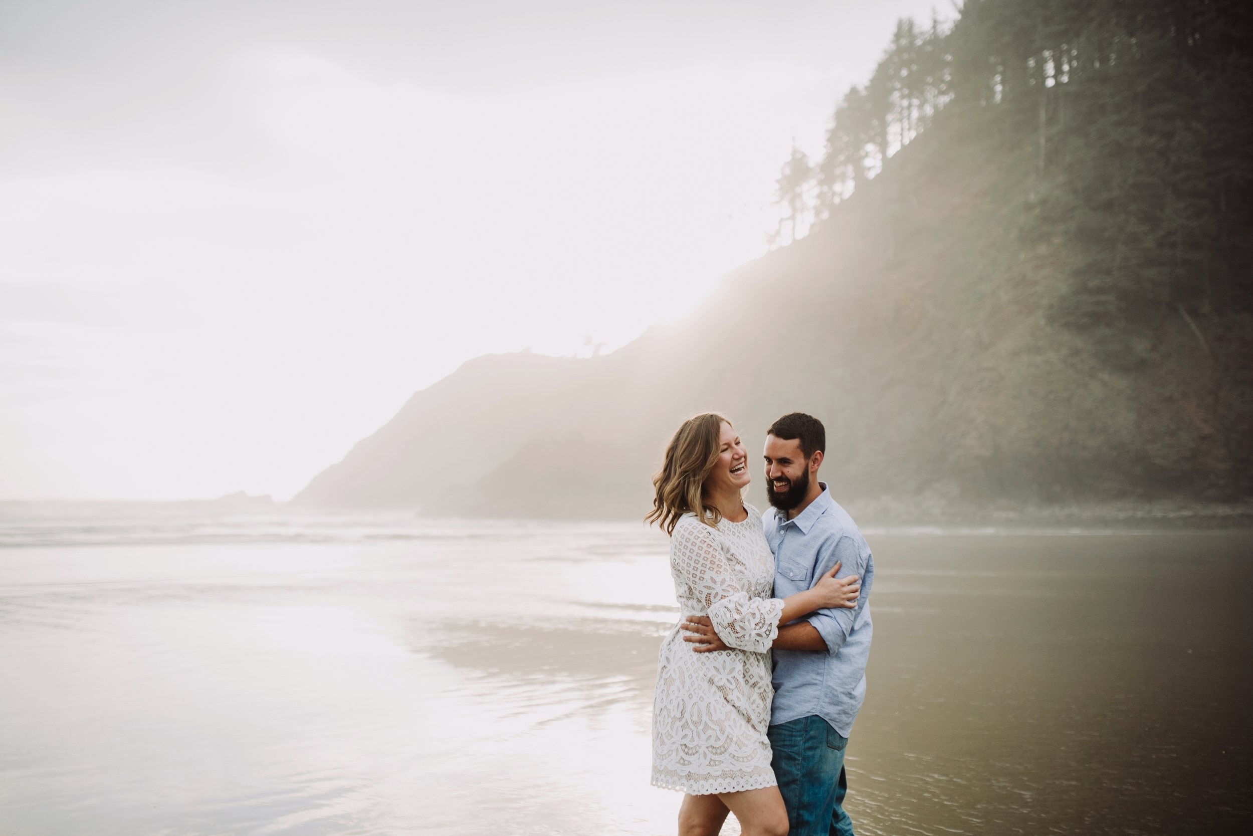 Oregon Coast Cannon Beach Engagement Session- Grace and Jaden photography (7).jpg