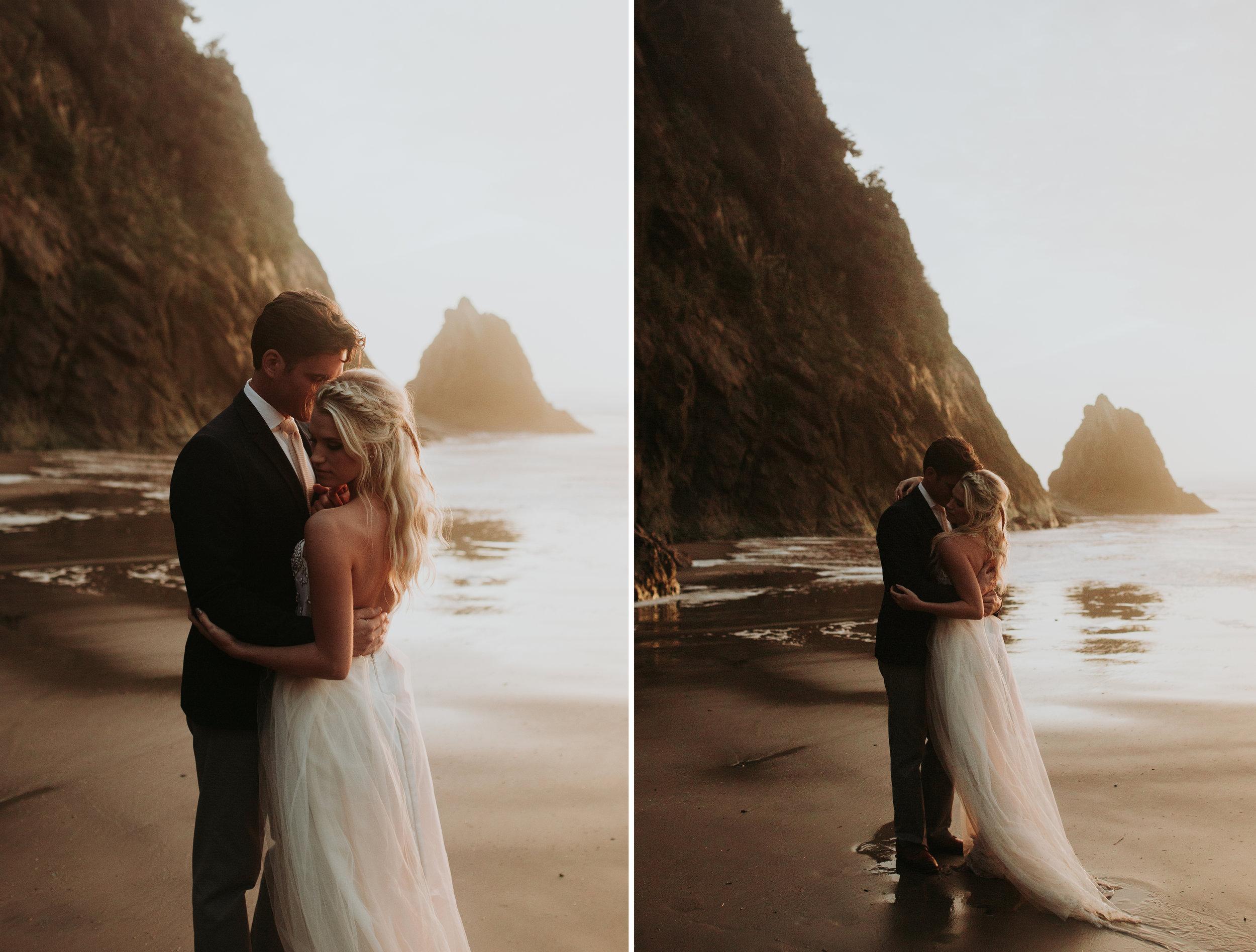 Cannon Beach Oregon Elopement- Grace and Jaden Photography (18).jpg