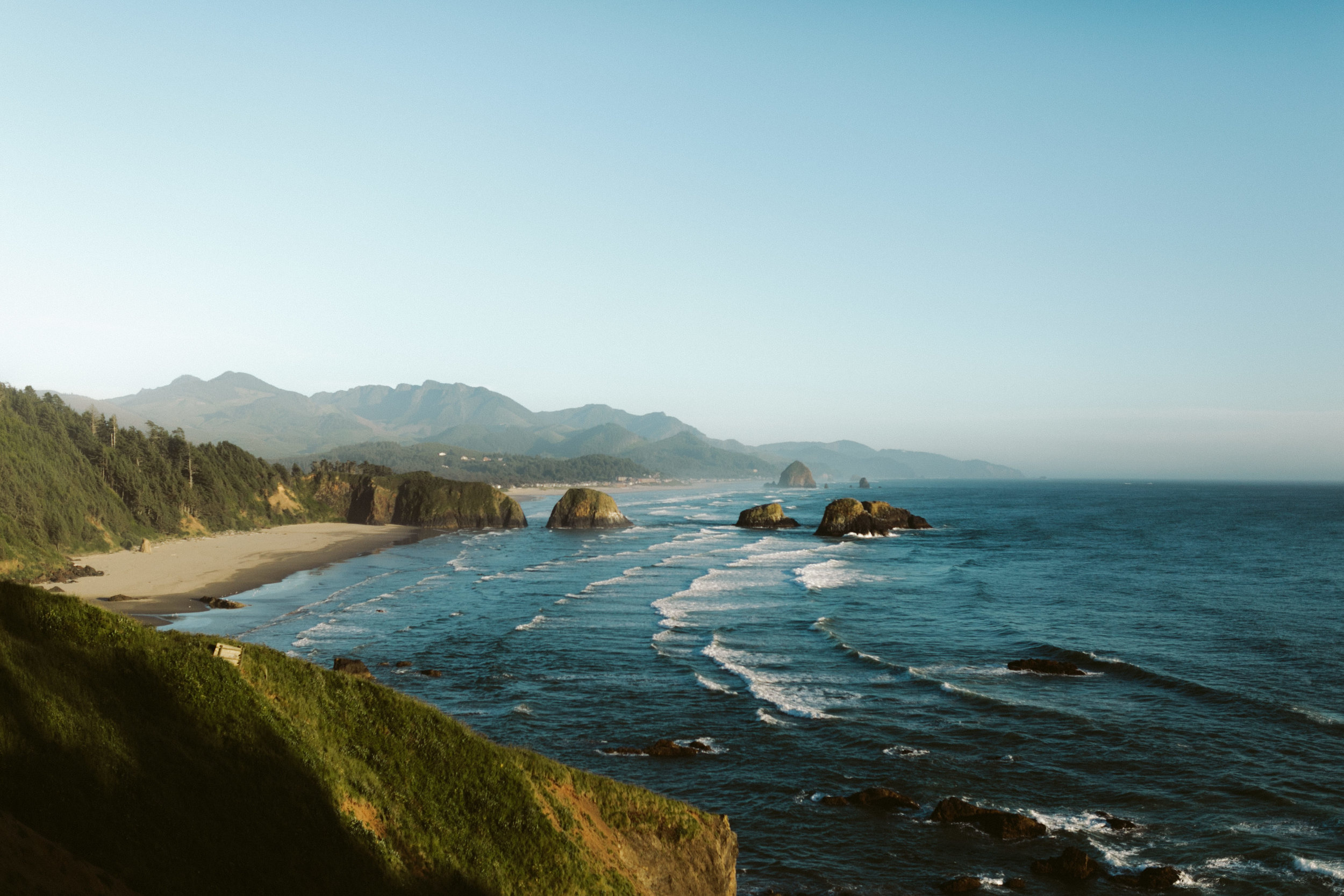 Grace and Jaden Photography- Best Places to Elope in Oregon- Ecola State Park  (2) .jpg