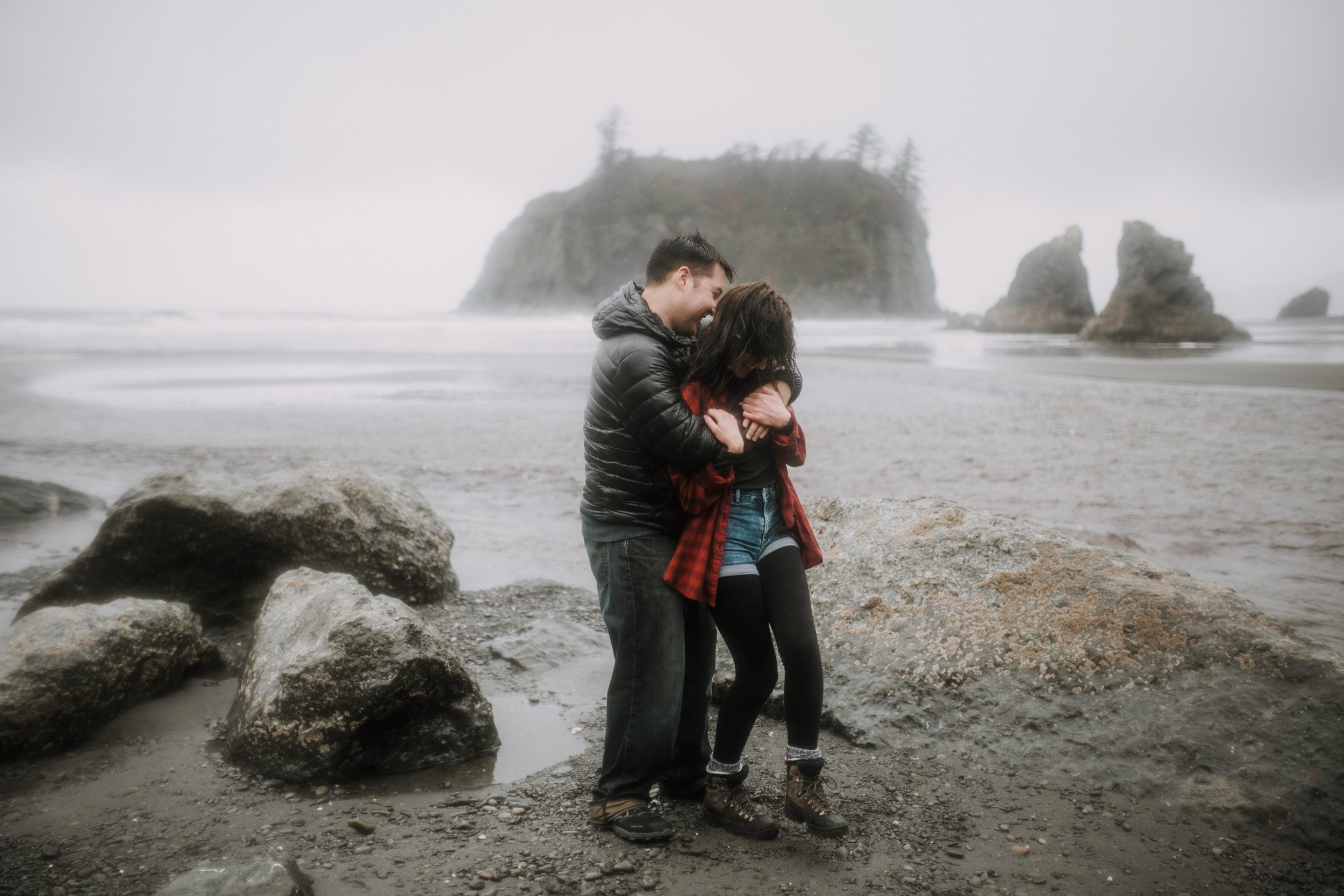 Cassie and Michael- Ruby Beach Love Shoot- Grace and Jaden Photography (15).jpg