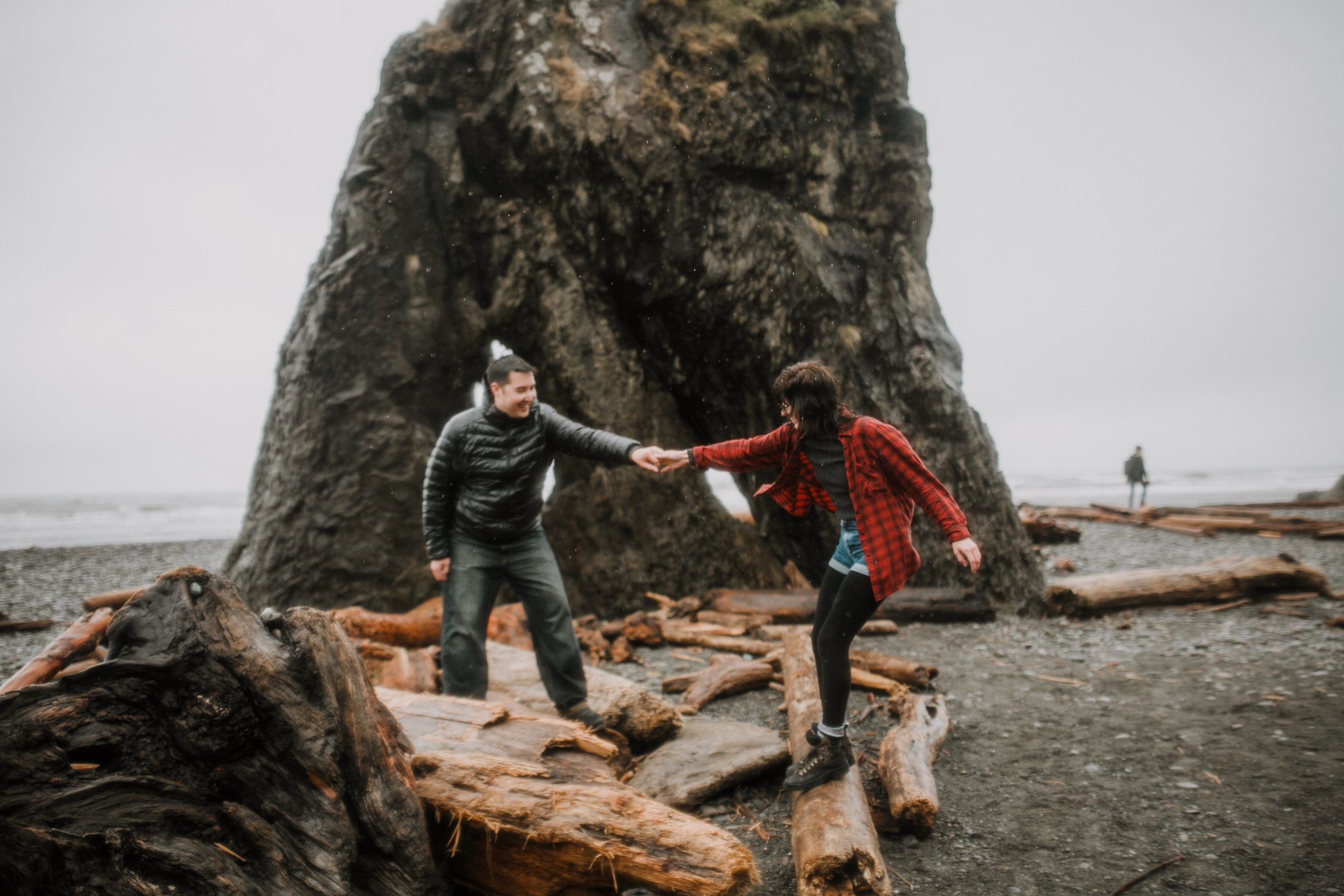 Cassie and Michael- Ruby Beach Love Shoot- Grace and Jaden Photography (41).jpg