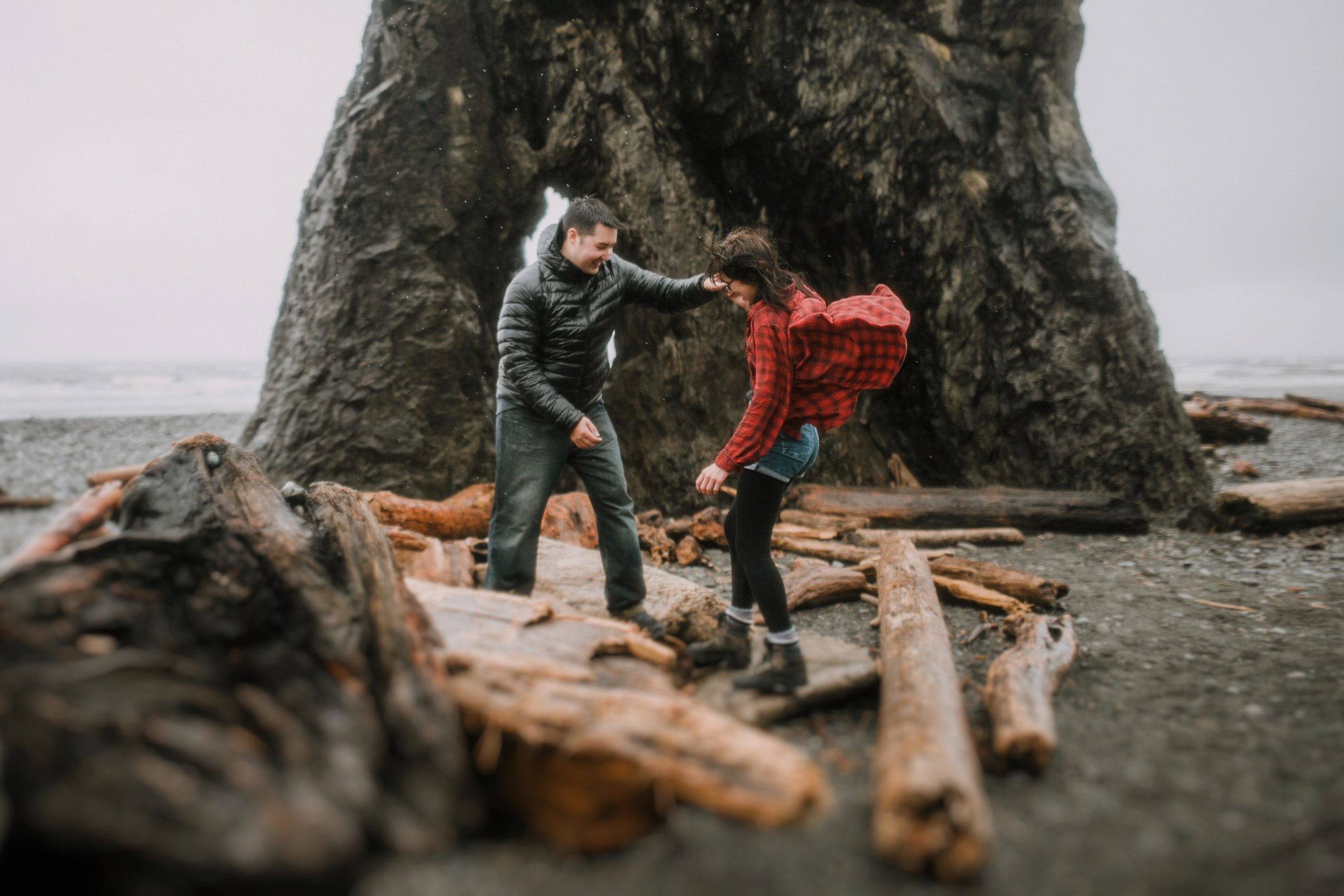 Cassie and Michael- Ruby Beach Love Shoot- Grace and Jaden Photography (44).jpg
