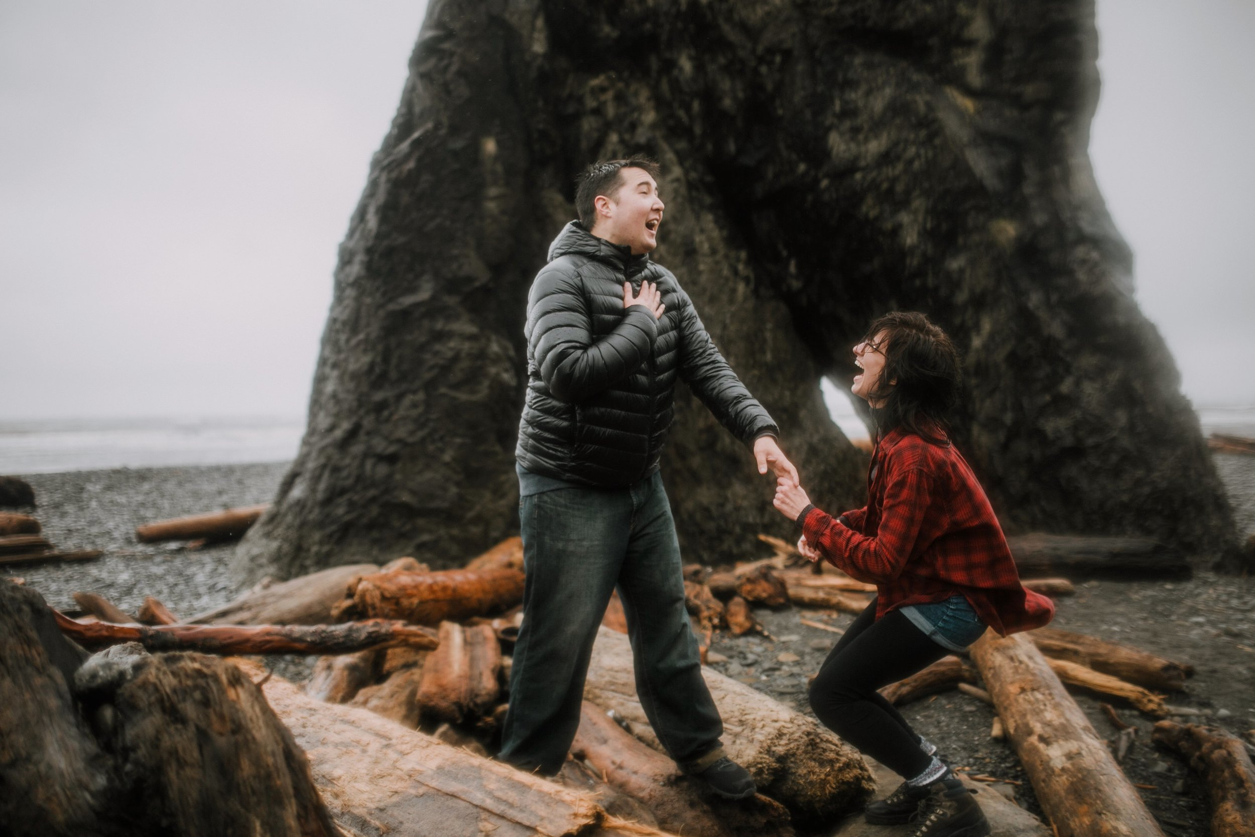 Cassie and Michael- Ruby Beach Love Shoot- Grace and Jaden Photography (47).jpg