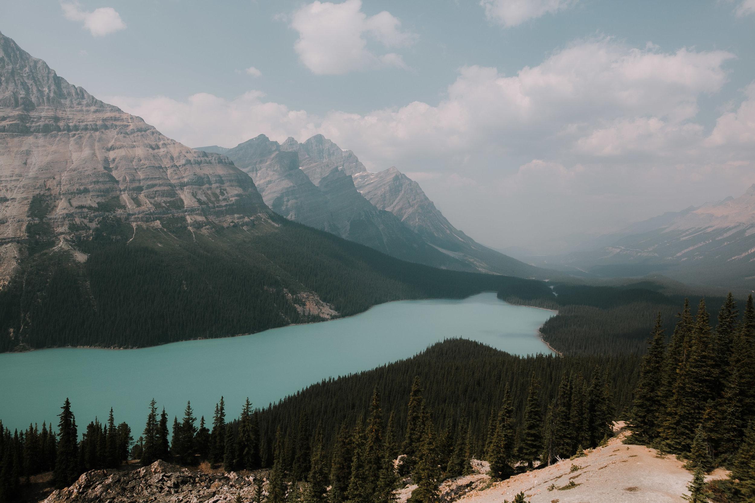 Banff National Park, Alberta Canada Elopement - Grace and Jaden Photography (1).jpg